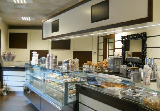 Arredamento su misura per gelateria: l'esperienza di Ceretti