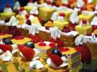 Progetto d'arredo per ristorante: uno spazio riservato ai dolci